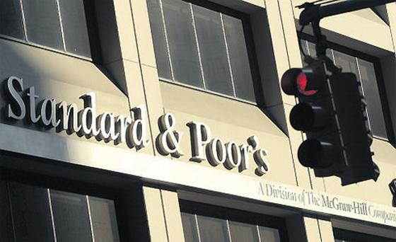 Ratings agency Standard & Poor's