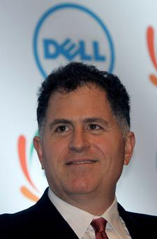 Michael Dell - bidding with private equity