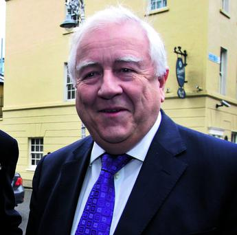 UNCOMFORTABLE: AIB's deputy chairman Michael Somers finds it 'perplexing' that his bank doesn't pass on rate cuts