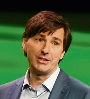 Don Mattrick, former President of the Interactive Entertainment Business at Microsoft