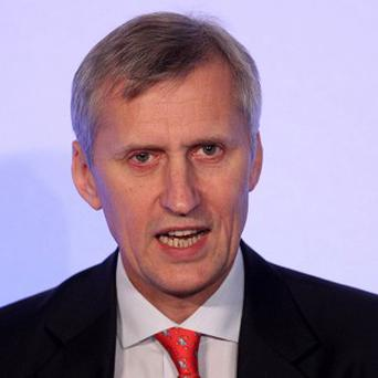Martin Wheatley, the chief executive of the new Financial Conduct Authority