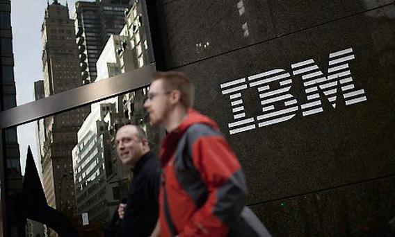IBM has snapped up an Irish firm