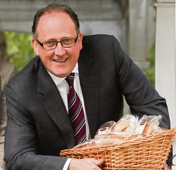 RETAIL THERAPY: Martin Kelleher believes the retail sector needs a fully functioning banking system to help retain jobs