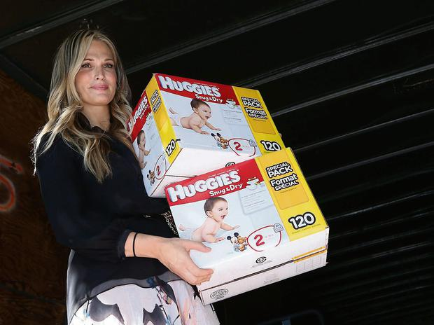 Kimberly Clark, makers of Huggies, found every positive 1pc movement in trust achieved a $3m profit rise