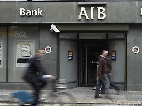 AIB is planning to outsource staff