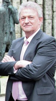 Peter Casey: Get behind the idea of mentoring, says the Dragon's Den star