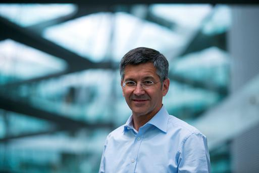 Herbert Hainer, chief executive officer of Adidas