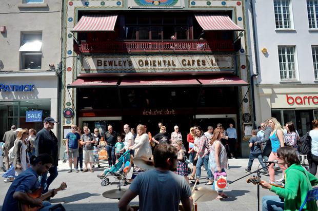 Dublin Can Be Heaven: But not for Bewley's. The Grafton Street cafe faces a rent hike