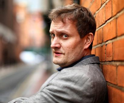Mario Rosenstock. Photo: Gerry Mooney