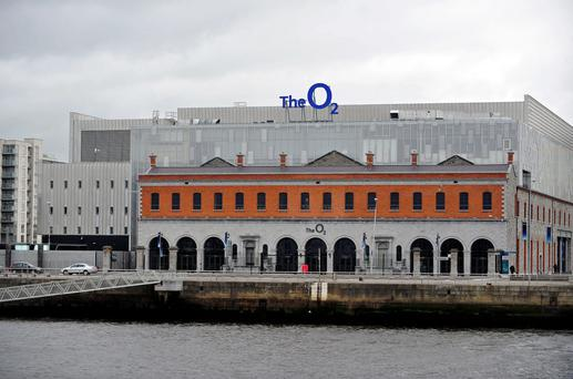 The O2 in Dublin, which may be rebranded