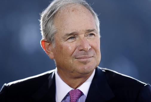 Blackstone CEO and co-founder Steve Schwarzman