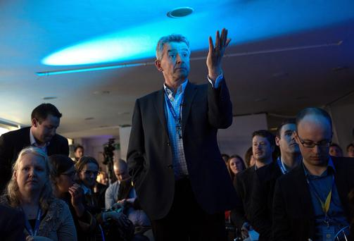 Ryanair chief executive Michael O'Leary will be one of the biggest beneficiaries of the €520m dividend