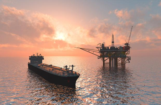 A new survey shows there could be the equivalent of 4.5 billion barrels of oil lying beneath the seabed off the south-west coast