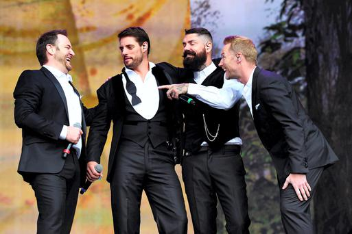 New figures lodged by Boyzone's Lunaria Ltd show that the firm's accumulated profits dropped from €65,035 to €59,533 in the 12 months to the end of last August