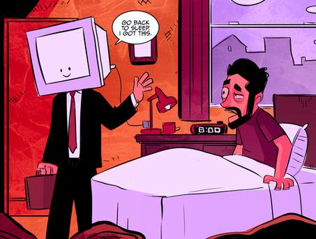Machines will take out jobs: Illustration: Stephen Byrne