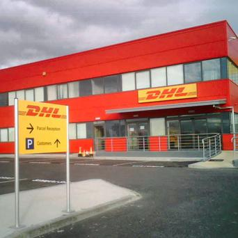 DHL Express in Dublin