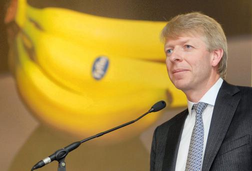 Fyffes Executive Chairman David McCann