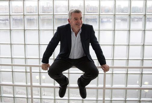Ryanair CEO Michael O'Leary is on the hunt for a new assistant