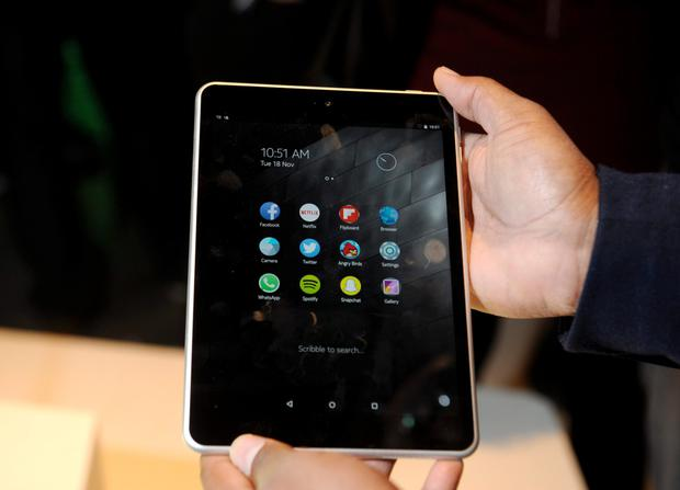 The latest Android tablet
