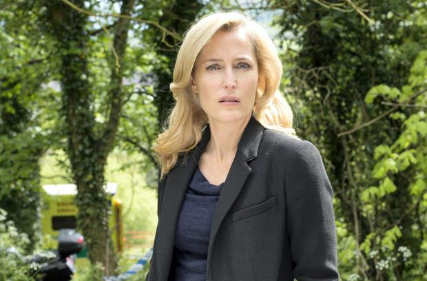 Online soon? Gillian Anderson in The Fall