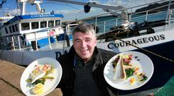 Restaurateur and Broadcaster Martin Shanahan