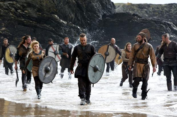 The first three series of Vikings have been shot mainly in Co Wicklow's Ashford Studios, with outdoor filming taking place at Luggala and the Poulaphouca Reservoir