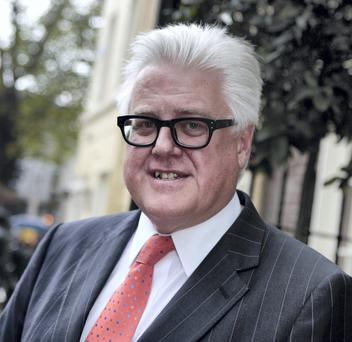 Former Ulster Bank CEO Jim Brown