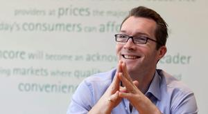 Patrick Coveney, Group CEO, Greencore Group