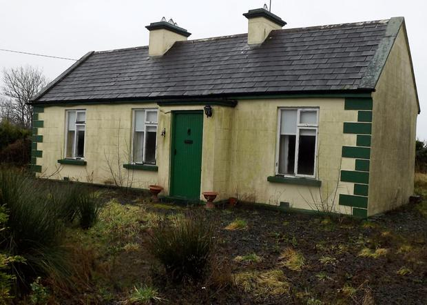 The Roscommon property measures just over 500 square feet