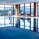 Pool and spa at Parknasilla, Sneem, Co Kerry