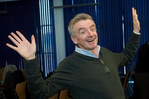 Ryanair's Michael O'Leary wanted to make Cork's old terminal a hub for his budget carrier. But Cork Airport, or rather their Dublin Airport Authority (DAA) owners, chose to keep it moth-balled