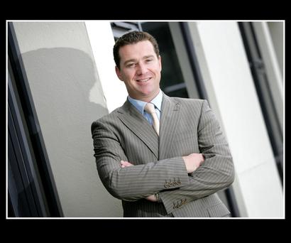Kingspan's CEO Gene Murtagh