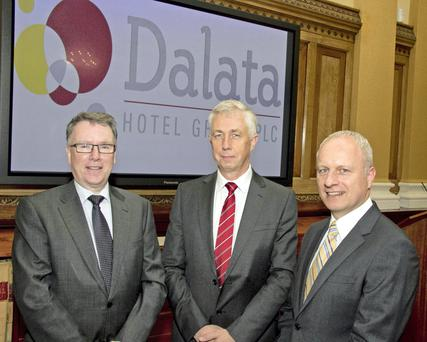 Pat McCann, Chief Executive, Dalata Hotel Group