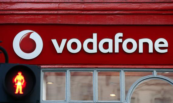 Vodafone remains cash-rich after a €100bn sale of Verizon shares last year