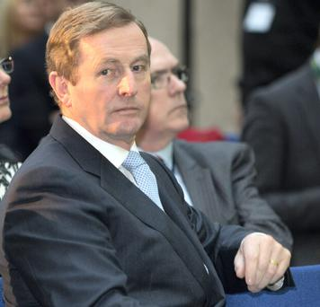 Taoiseach Enda Kenny among those launching fund at an event at Dublin's Liffey Trust