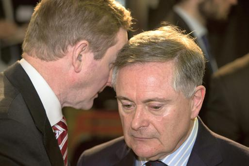 Both Taoiseach Enda Kenny and Public Expenditure Minister Brendan Howlin insisted yesterday that hope is not lost for thousands of variable rate customers