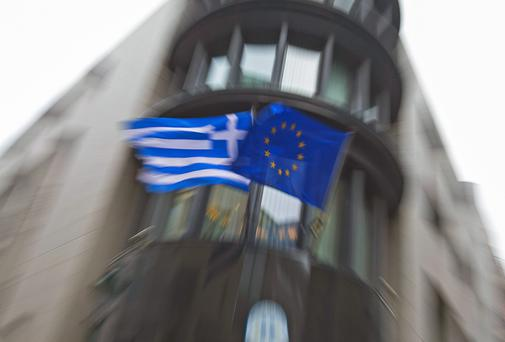 Greece's government bonds are expected to trade higher this week