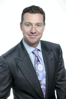 Kingspan's chief executive Gene Murtagh