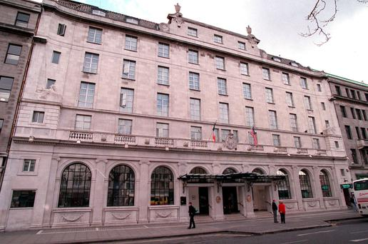 The value of the Gresham on Dublin's O'Connell Street had soared to about €48m as the capital's hotel sector has enjoyed a resurgence in business