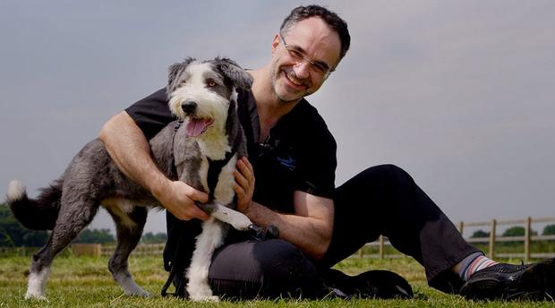 Noel Fitzpatrick Cost >> Supervet Plans His World Class Cancer Centre For Animals