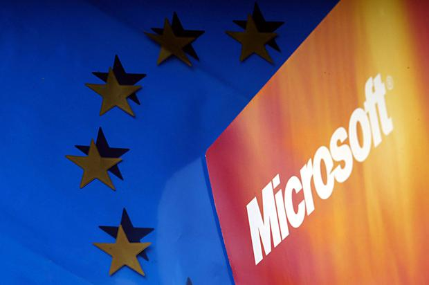 EU commissioner has made a statement on Microsoft and information stored on servers