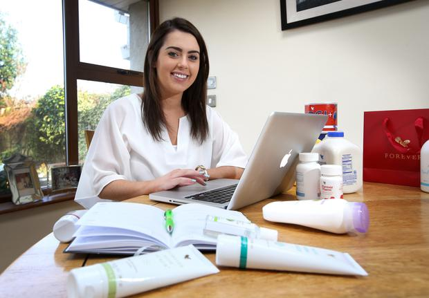 Dubliner Marie Claire Foley: 'I'm also thinking of opening my own pre-school'