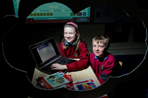 Microsoft Ireland announced details of its partnership with CJ Fallon, Ireland's leading educational publisher, through the Microsoft Windows Azure Programme to deliver school books via the cloud.