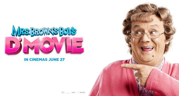 'Mrs Brown's Boys D'Movie'