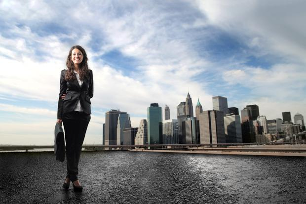 Ireland performed better than the US in the global survey of women's power in business