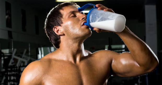 BULKING UP: Protein-based sports nutrition products such as bars, powders and ready-to-drink beverages are set to power ahead over the next five years as body-concious consumers look for convenient options for their protein intake