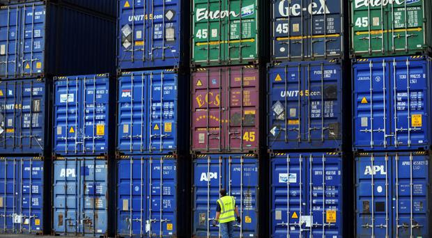 Exports rose 2.9pc in February