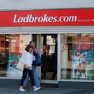 Mr Cope's departure comes as the London-listed Ladbrokes is considering a merger with privately-owned Gala Coral in the UK