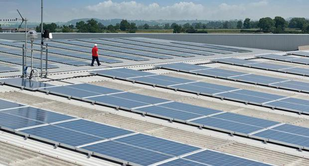 Kingspan Energy US, headquartered in the state of Maryland, will aim to tap solar market