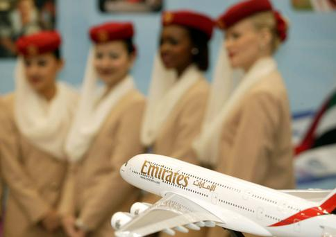 Emirates has responded angrily to claims by Delta, American Airlines and United over competition